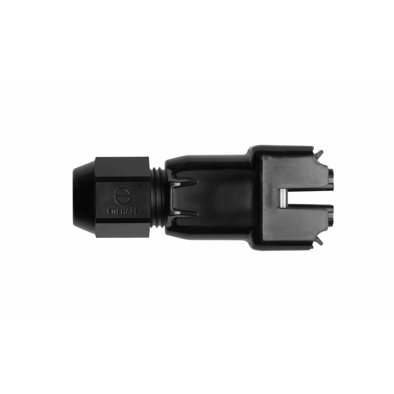 Male fieldwireable connector Q kabel