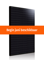 Suntech 360 Wp mono full black - Black Busswire