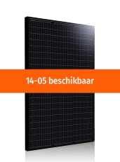 Suntech 365 Wp mono full black - Black Busswire