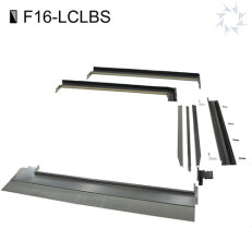 ClearlineFusion F16 conversie Landscape- Linker benedenhoek