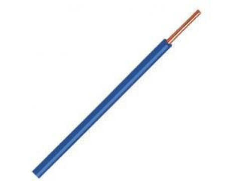 Donné Draad VD draad 2,5 mm blauw rol 100 meter