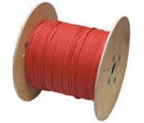 Solar kabel rood 4mm2 100m